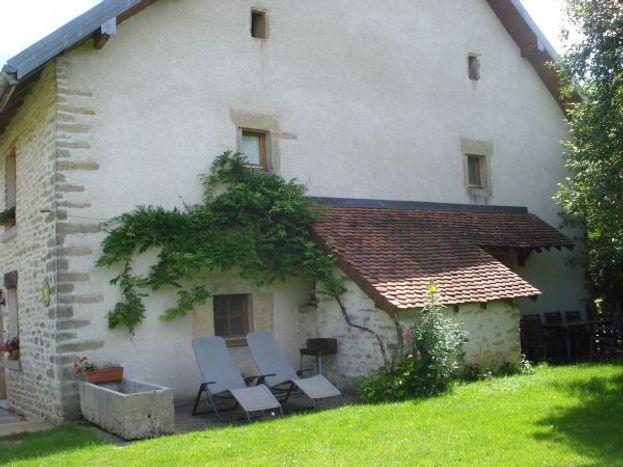Gîtes de France, gîte rural à Esprel Les Counottes