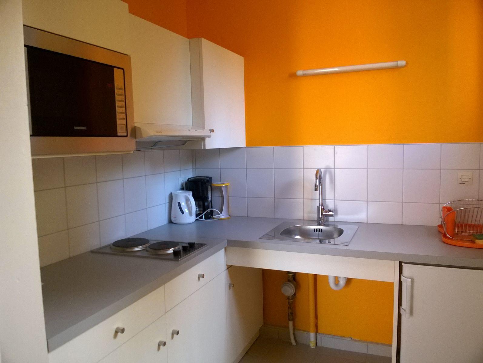 Coin cuisine Studio (au rdc)