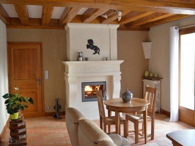 Chambres d'hôtes les Carrières, pour un petit déjeuner près de la cheminée