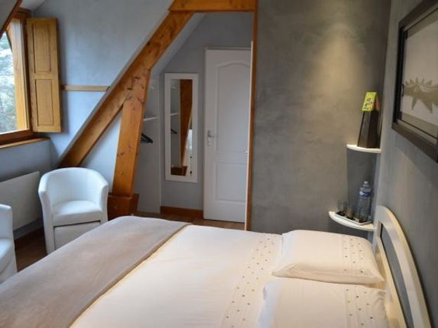 "Chambres d""hôtes Les Carrières : chambre VINCA"
