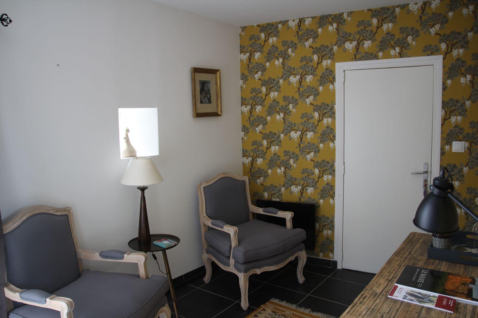 salon privatif chambre Bérengère