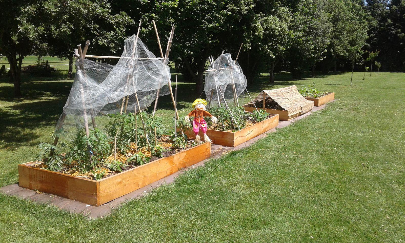 le jardin 2020