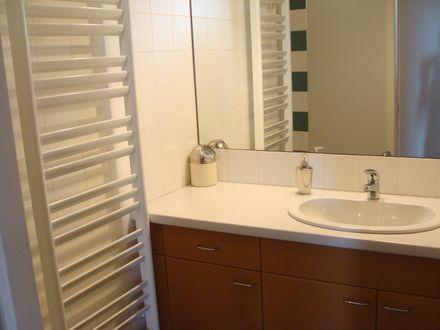 deux salles de bain indépendantes