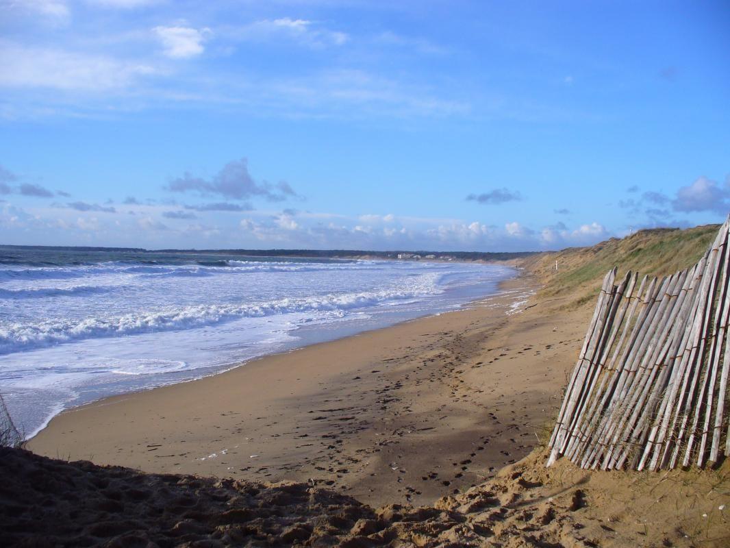 plage des Conches Longeville