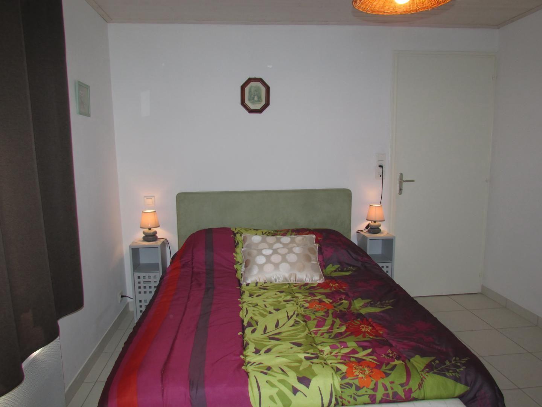 Chambre lit 140 (hiver)