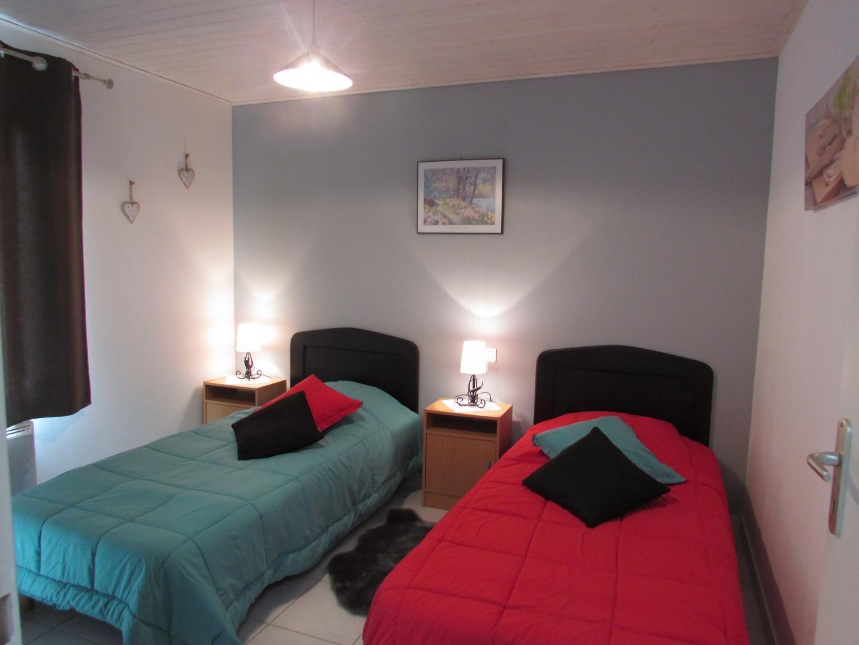 Chambre 2 lits 90 (hiver)