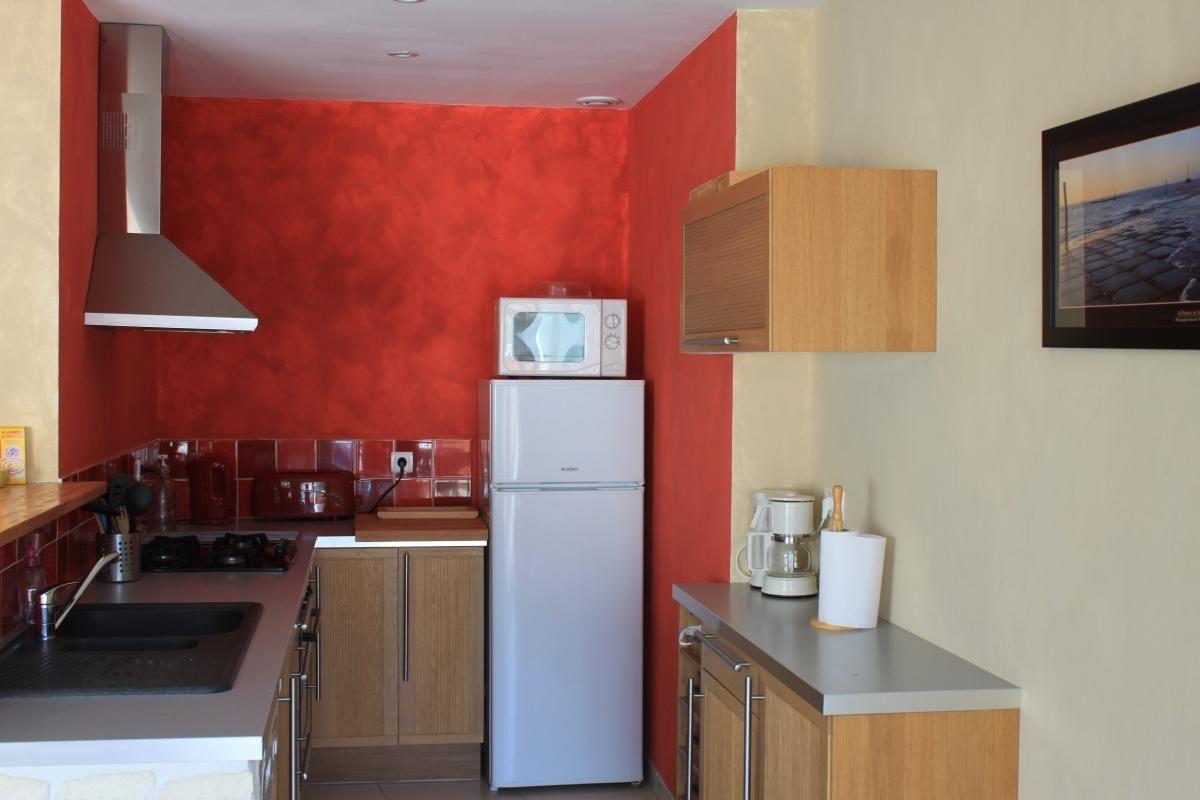 Cuisine équipée ( four, lave vaisselle, réfrigérateur-congélateur...)