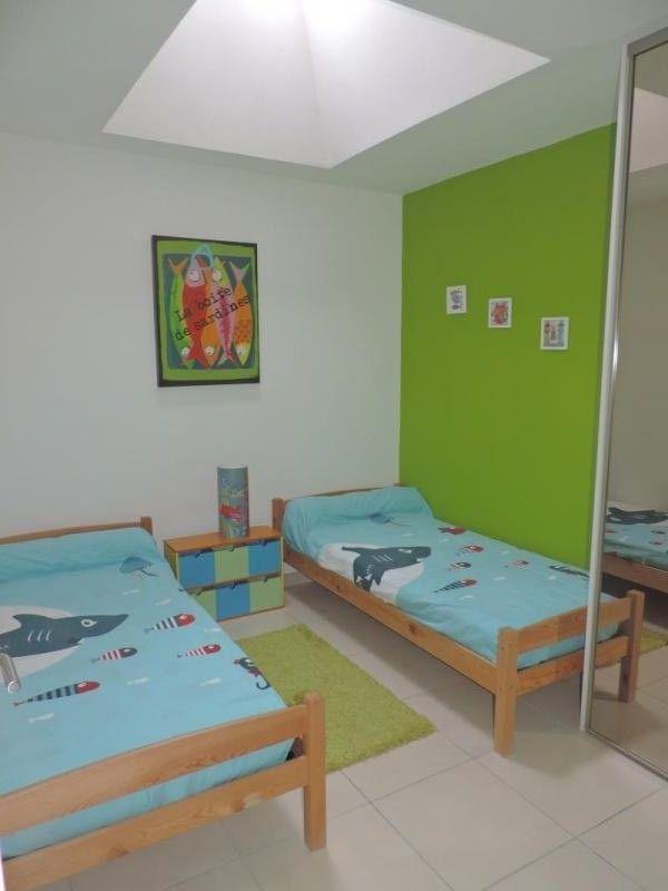 Chambre 2 lits simples 90 x 190