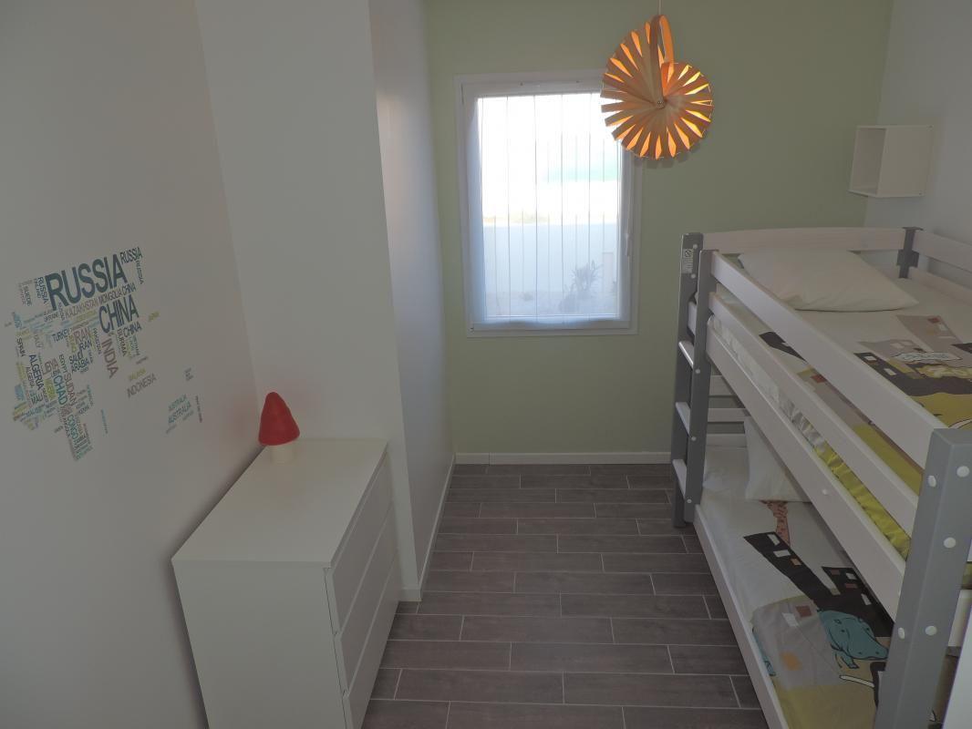 Chambre lits superposés 90 x190