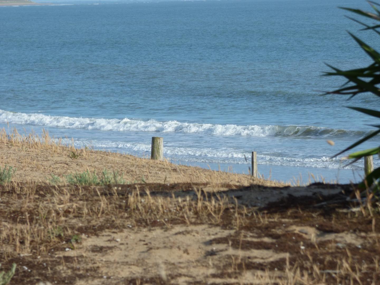 l'océan à Longeville sur Mer