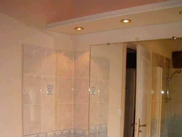 """Salle de bains de l""""étage"""