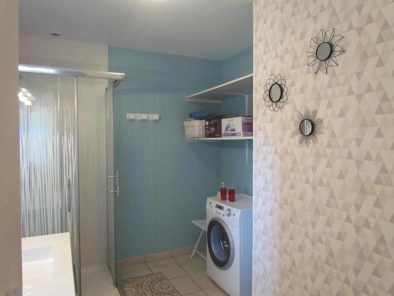 Salle d'eau (machine à laver)