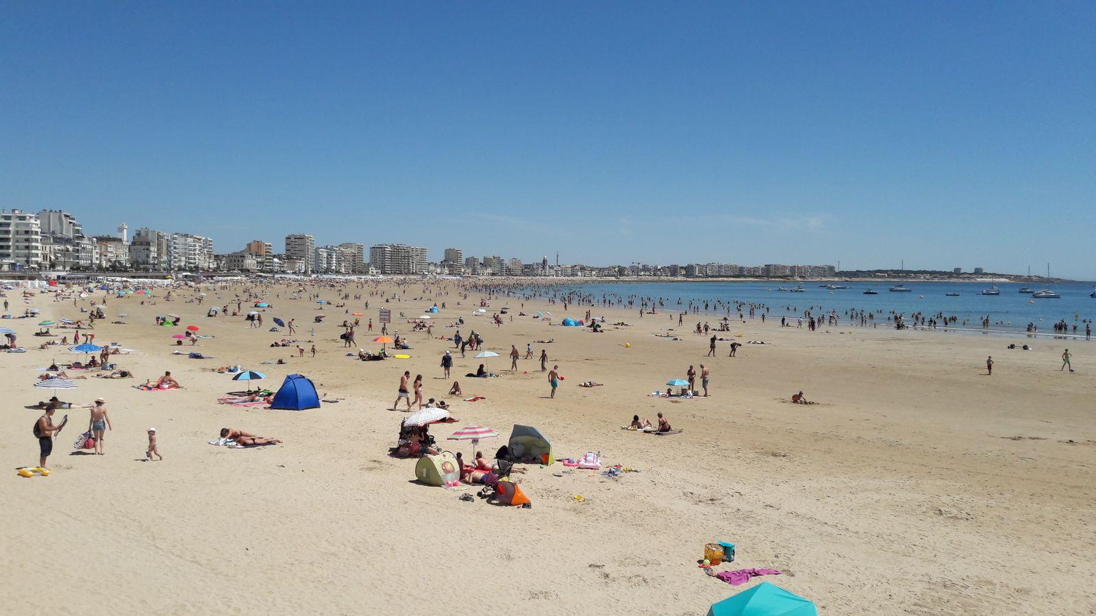 plage les sables d olonne