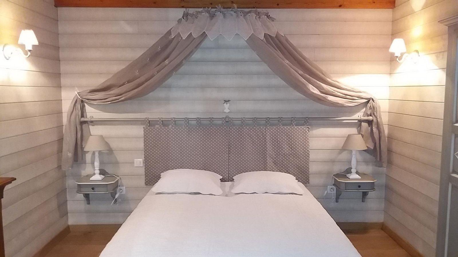 Duo rassemblé pour former un lit double (160)