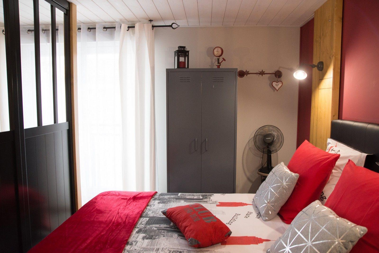 Chambre lit 160X200