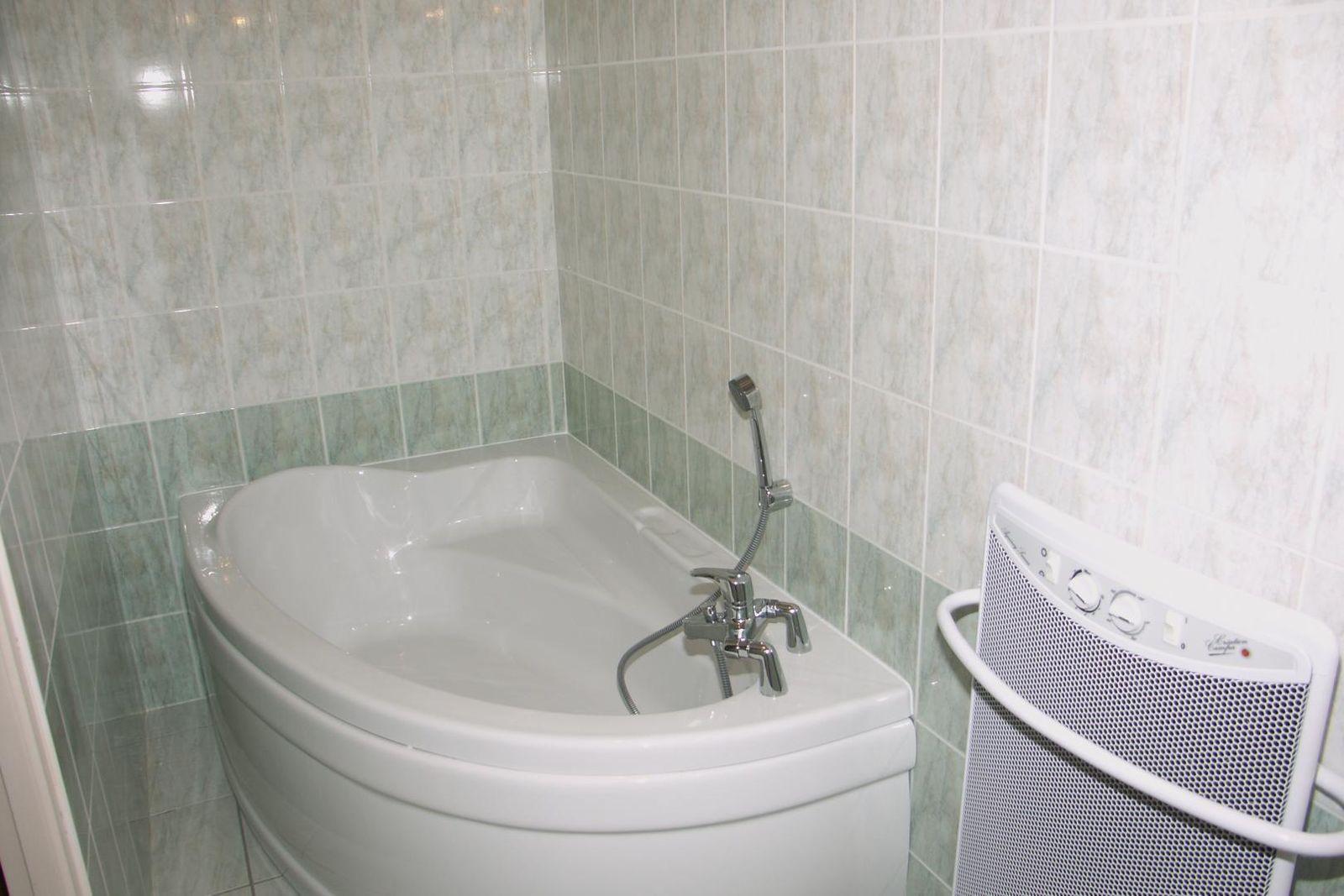 Salle de bain rez-de chaussée