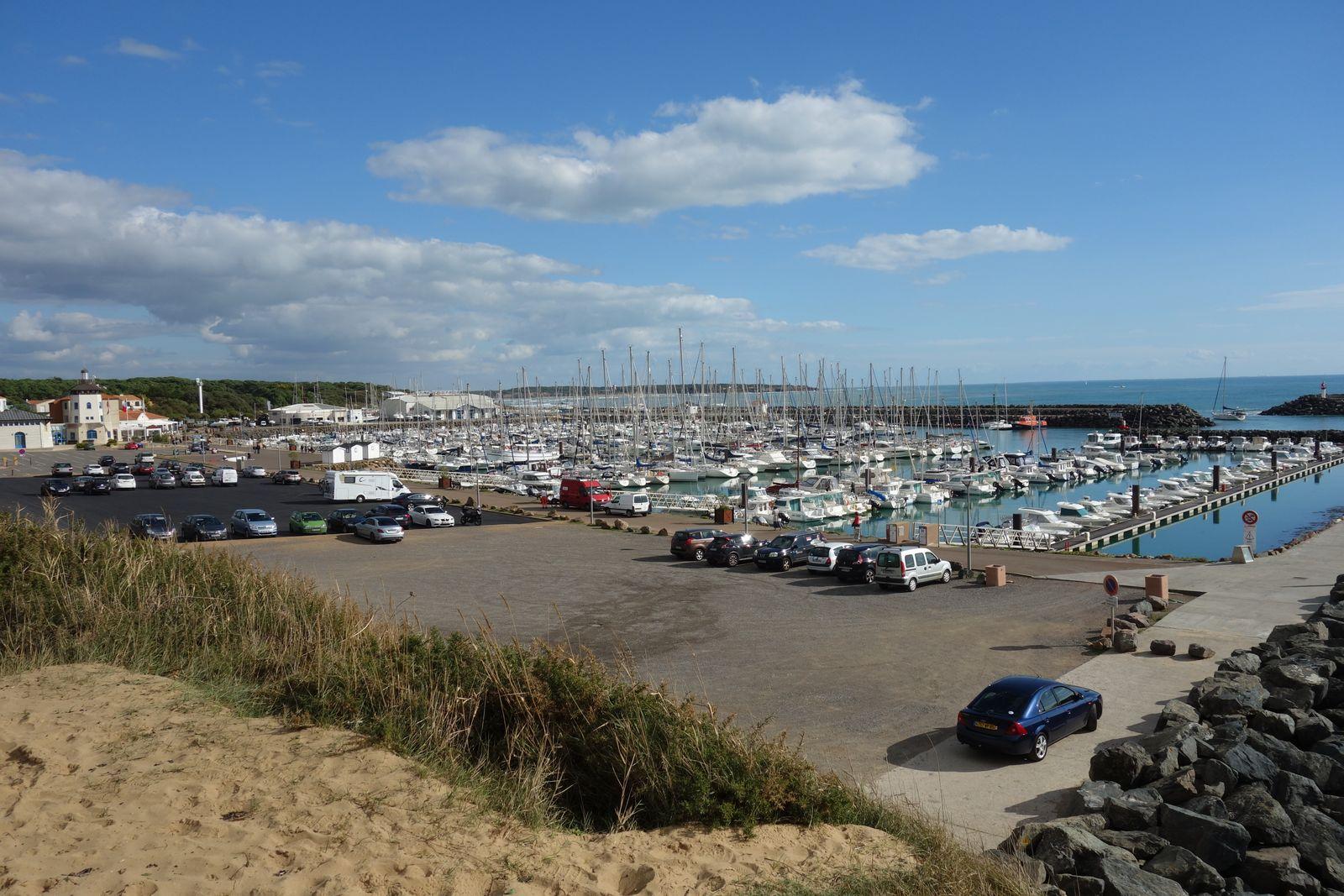 Le port de Bourgenay