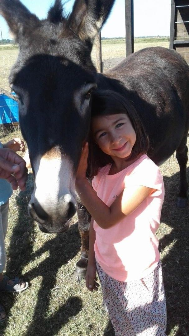 Un amour avec les enfants : complicité assurée !