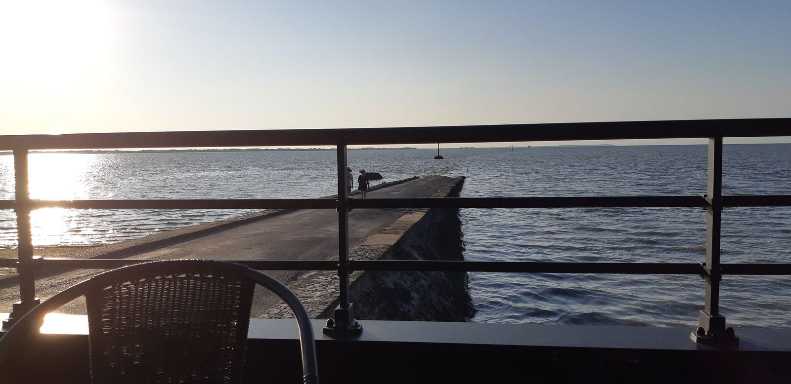 Majestueux Passage du Gois à 15 kms avec prêt du matériel de pêche aux palourdes