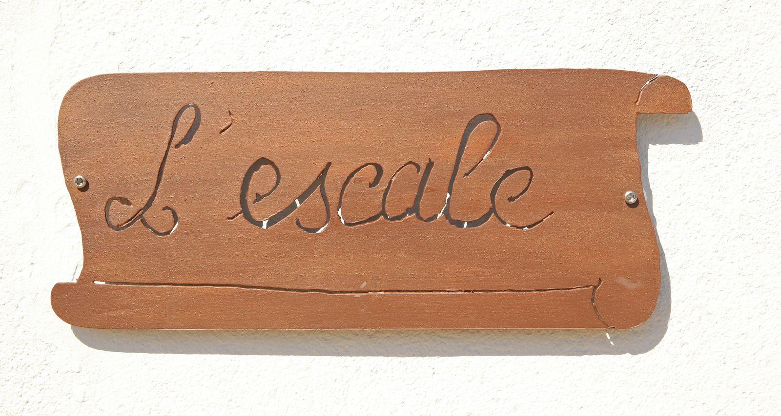 L'Escale : pour que toute personne quelque soit son handicap puisse profiter de ce paradis.