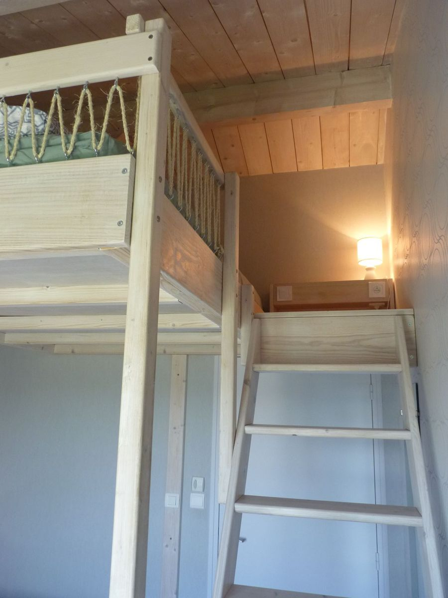Chambre 4 - Etage (lit d'appoint)