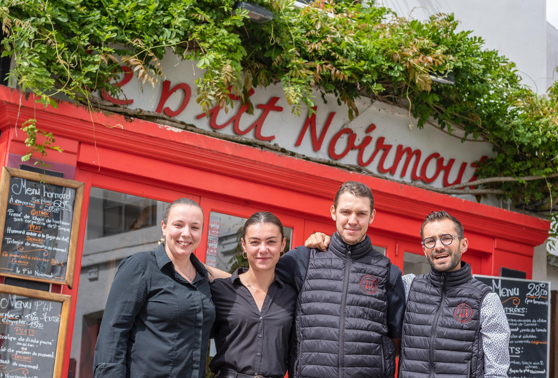 Et ailleurs, Un régal ++ à Noirmoutiers, bon rapport qualité prix...RESERVER
