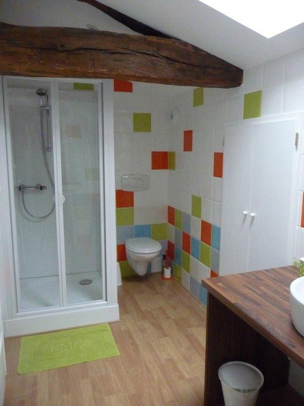 """salle d'eau chambre """"Printemps"""""""
