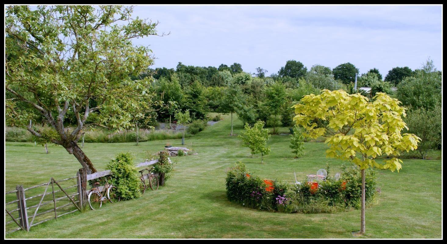 Jardin vu des chambres