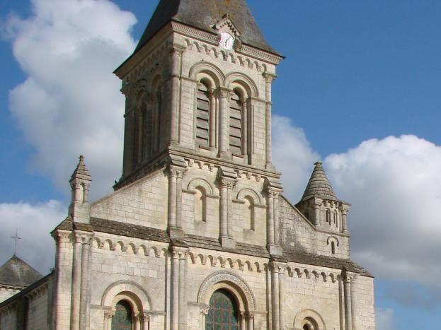 Abbaye de Nieul sur l'Autisme