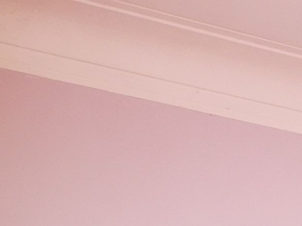 Escalier menant aux chambres d'hôtes.
