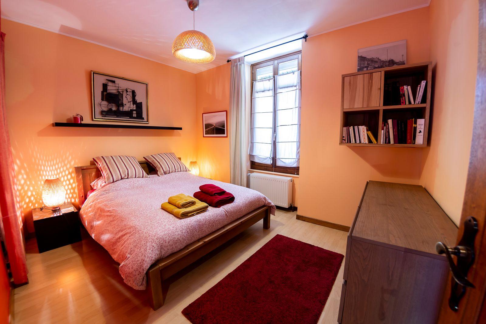 La chambre double...