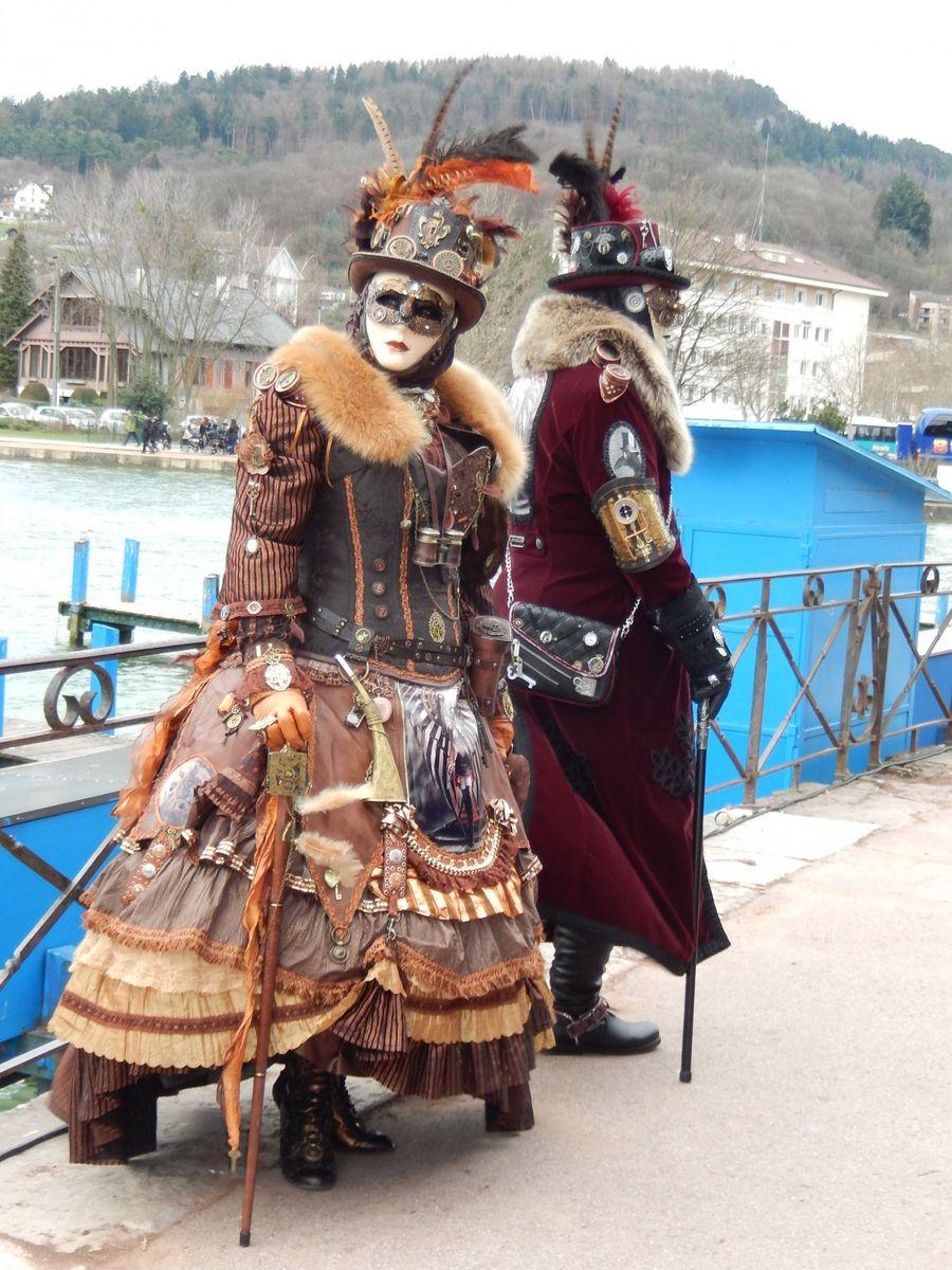Carnaval Vénitien de Remiremont, tous les ans en mars