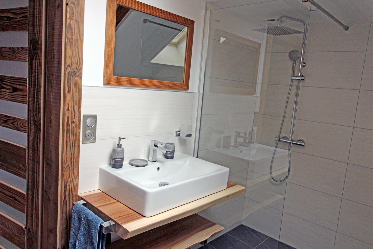 Salle de bain  Chambre Le Riant