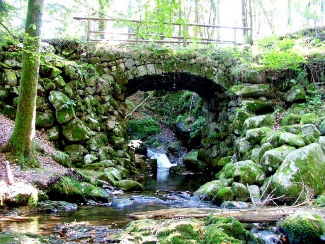 le pont chally au menil