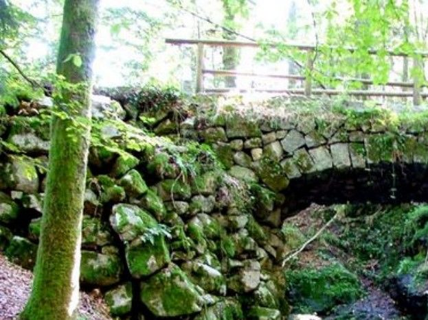 le pont chally