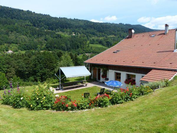 La terrasse en été